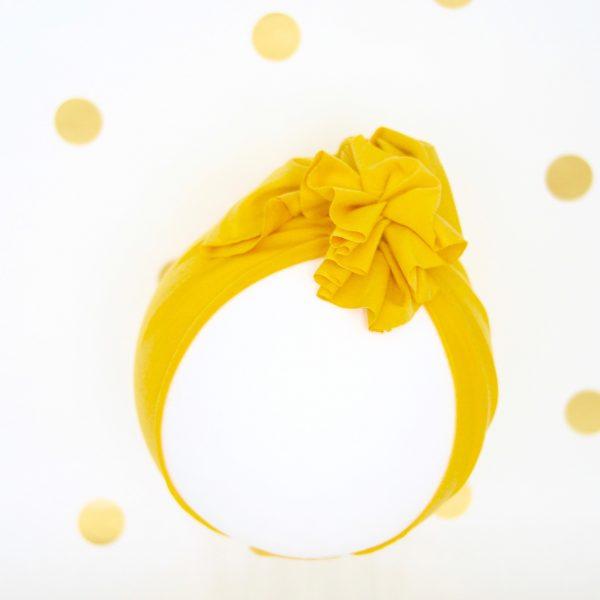 Turban Sun Yellow