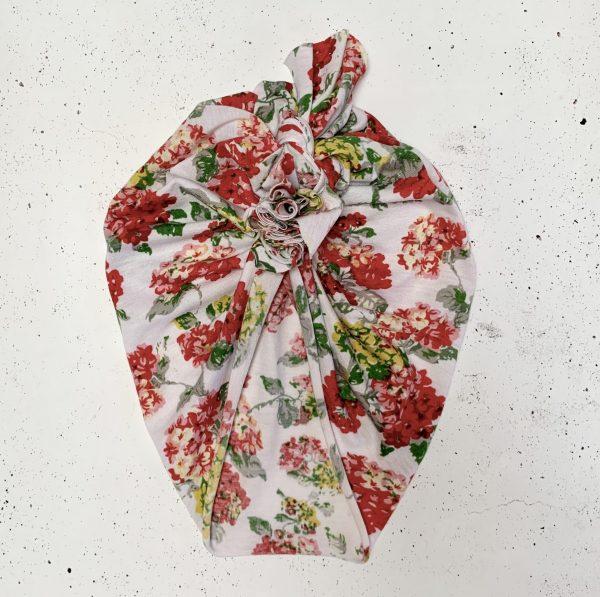 Turban Flower Power
